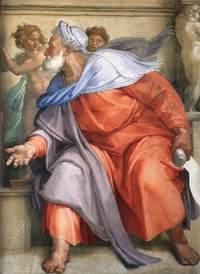 Retrato de San Ezequiel